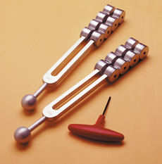ELF Tuning forks