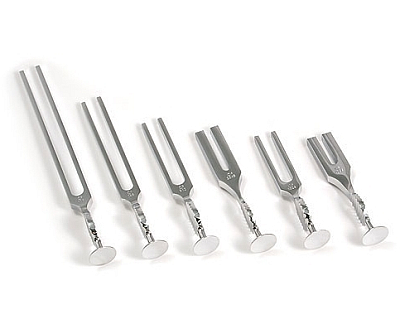 Gardiner Brown tuning forks