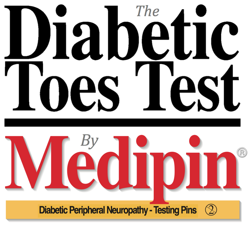 Diabetic Toes Test by Medipin