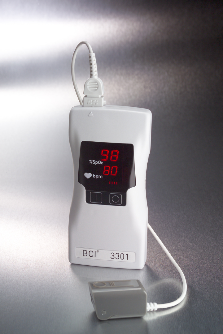 BCI® 3301 Hand-Held Pulse Oximeter