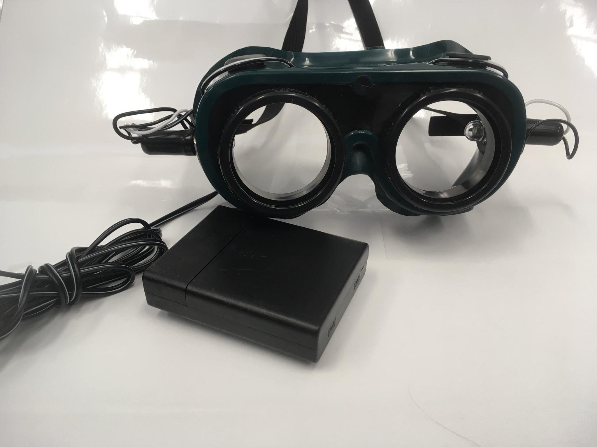 Frenzel Lens