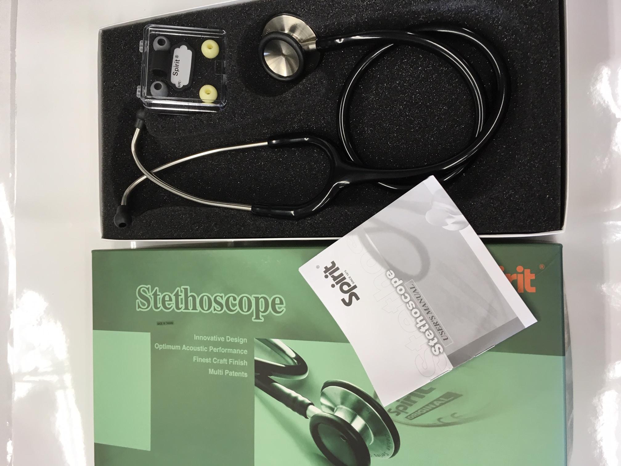 Spirit Stethoscope