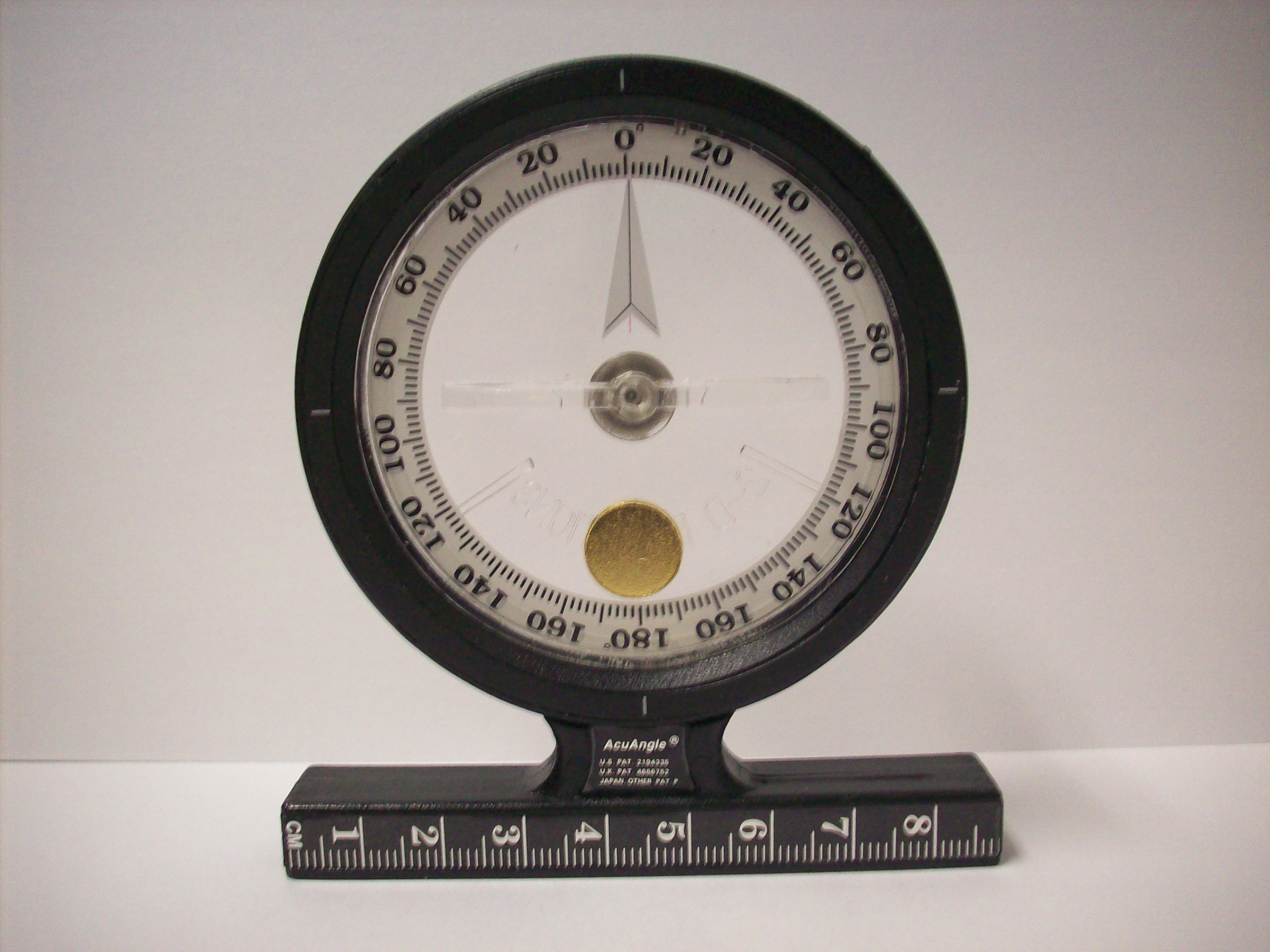Oil Dampened Inclinometer