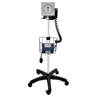 MDF® Mobile Aneroid Sphygmomanometer - Professional Blood Pressure Monitor