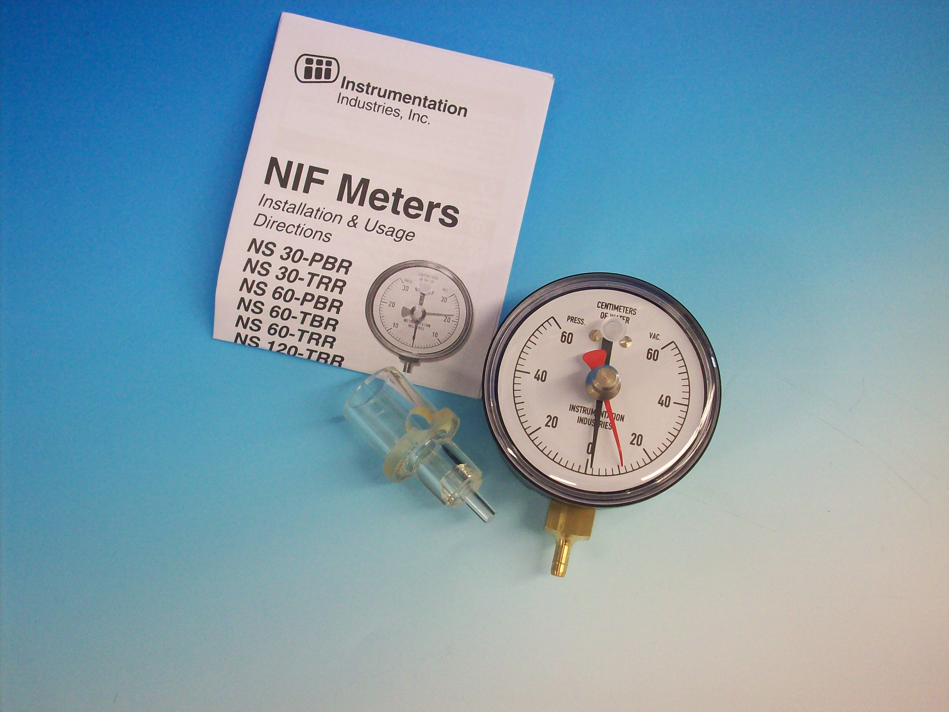 NIF 'ometer Kit