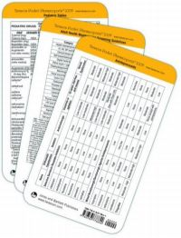 Primary Care Pocketbook Card - Headache & Seizures