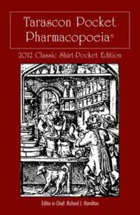 Pocket Pharmacopoeia 2012 Classic Shirt-Pocket Edition