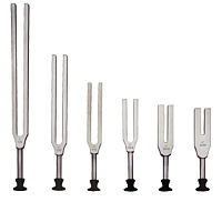 Hartmann Tuning Forks